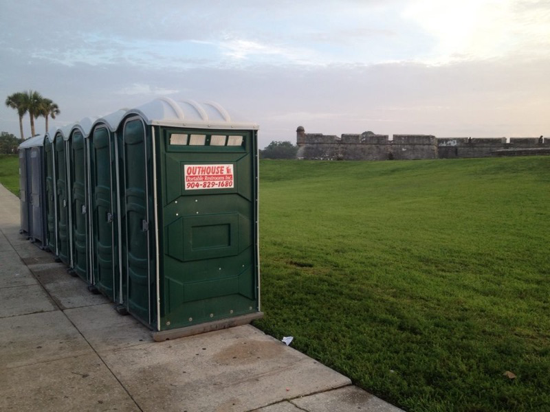 Toilet Septic Tank Cleaning : Services outhouse portable restrooms